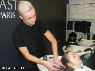 Job Information Careers Wales - Working as a hairdresser on a cruise ship